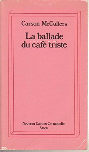 9788432202612: La balada del café triste