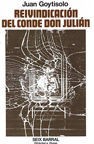 9788432202988: Reivindicación del conde don Julián (Biblioteca breve) (Spanish Edition)