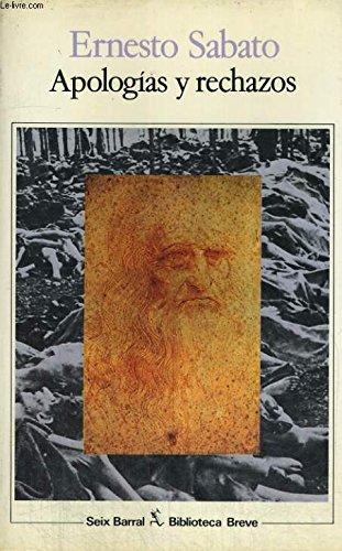 APOLOGÍAS Y RECHAZOS. 1ª edición. El desconocido Da Vinci. Judíos y antisemitas. Pedro Henríquez ...