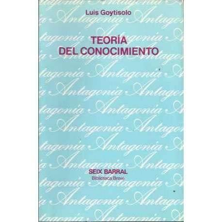 9788432203817: Teoría del conocimiento (Biblioteca breve) (Spanish Edition)
