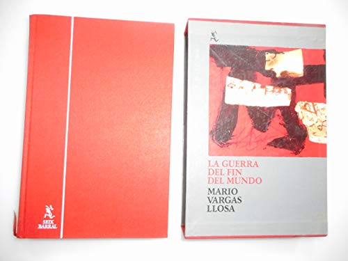 9788432203961: La guerra del fin del mundo, 1ra. edicion (Spanish Edition) (Biblioteca breve)