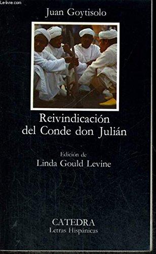 9788432204388: Reivindicacion Del Conde Don Julian