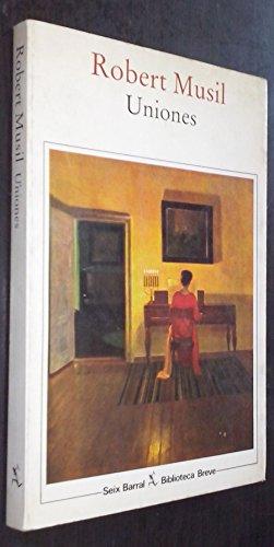9788432204616: Uniones (Spanish Edition) (Biblioteca Breve)