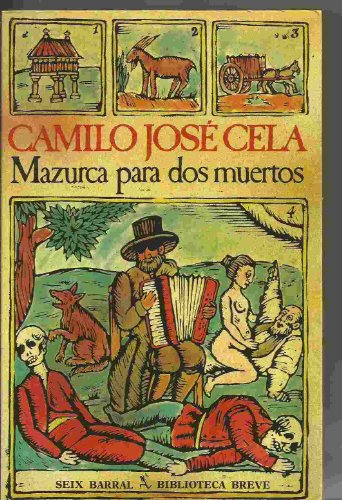 9788432204845: Mazurca para dos muertos (Biblioteca breve)