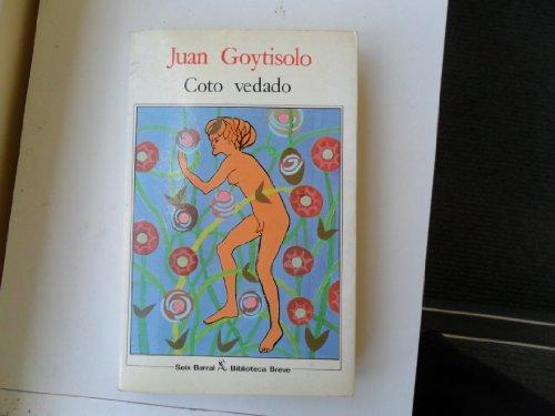 9788432205149: Coto Vedado (Biblioteca breve)