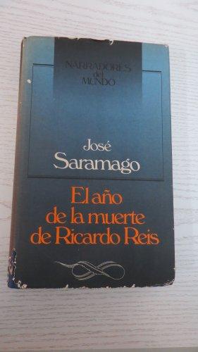 9788432205248: El Ano De LA Muerte De Ricardo Reis