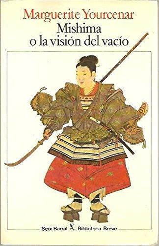 9788432205309: Mishima o la vision del vacio