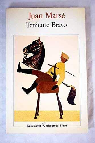 9788432205613: Teniente Bravo (Biblioteca breve)