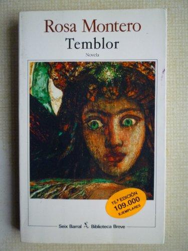 9788432206177: Temblor (Biblioteca Breve)