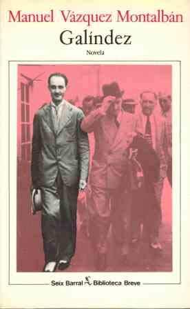 9788432206238: Galindez (Biblioteca breve)
