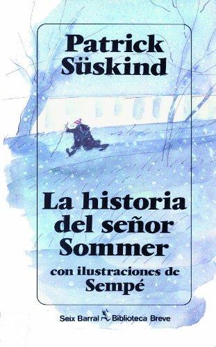 9788432206580: La historia del señor Sommer (COL.BIBLIOTECA.BREVE)