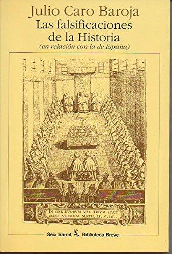 9788432206634: Las falsificaciones de la historia (en relación con la de España) (Biblioteca breve) (Spanish Edition)