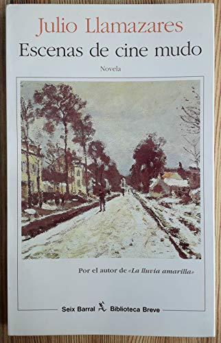 9788432207013: Escenas de cine mudo (Biblioteca breve)