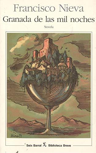 9788432207099: Granada de las mil noches (Biblioteca breve) (Spanish Edition)