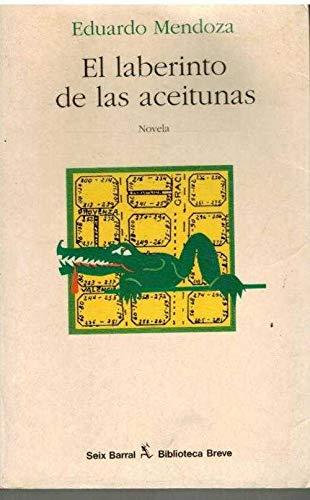 9788432207303: El laberinto de las aceitunas