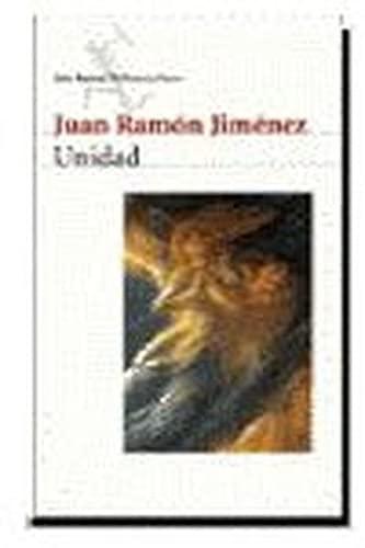 9788432207952: Unidad (Biblioteca breve) (Spanish Edition)