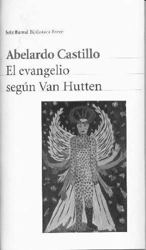 9788432208119: El evangelio según Van Hutten (Biblioteca Breve)