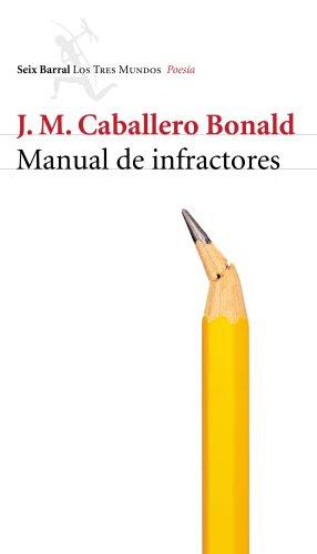 9788432208935: Manual de infractores (Los tres mundos)