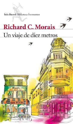 9788432209741: Un viaje de diez metros (Biblioteca Formentor)