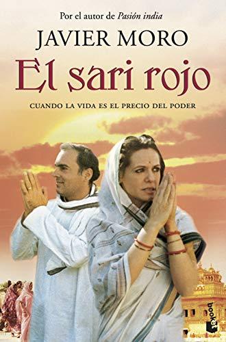 9788432210402: El sari rojo (Spanish Edition)