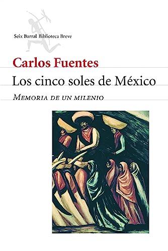 9788432210631: Los cinco soles de México memoria de un milenio