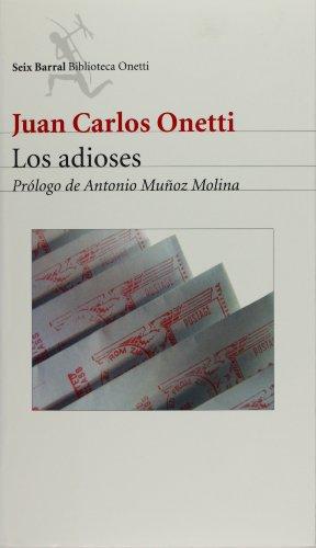 9788432211638: Los adioses (Spanish Edition)