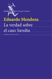 9788432211713: La verdad sobre el caso Savolta (COL.BIBLIOTECA.BREVE)