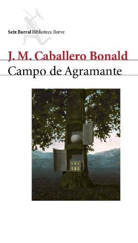 9788432212079: Campo de Agramante (Biblioteca Breve)
