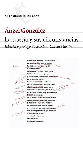 9788432212109: La poesía y sus circunstancias (Biblioteca Breve)