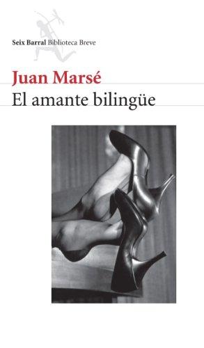 9788432212161: El amante bilingüe (Biblioteca Breve)