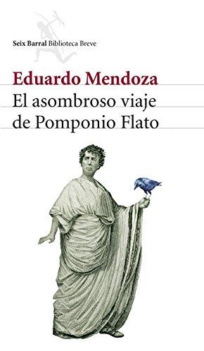El asombroso viaje de Pomponio Flato: Mendoza, Eduardo
