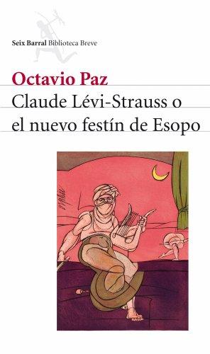 9788432212550: Claude Levi-strauss o el Nuevo Festin de Esopo