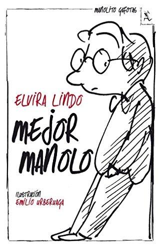 9788432214561: Mejor Manolo (Biblioteca furtiva)