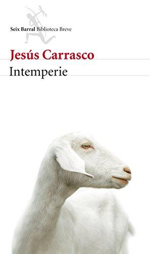 Intemperie (Paperback): Jesus Carrasco