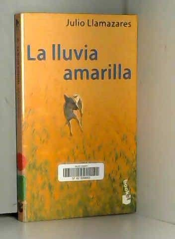 Lluvia amarilla: Julio Llamazares