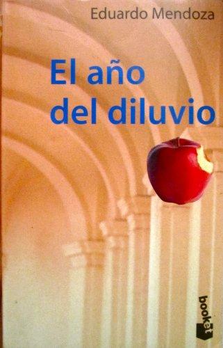 9788432215056: El año del diluvio (booket) (Espagnol)