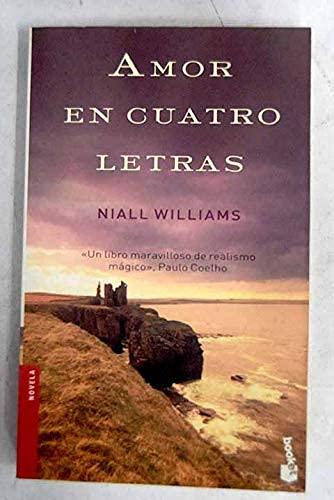 9788432216206: Amor En Cuatro Letras (Spanish Edition)