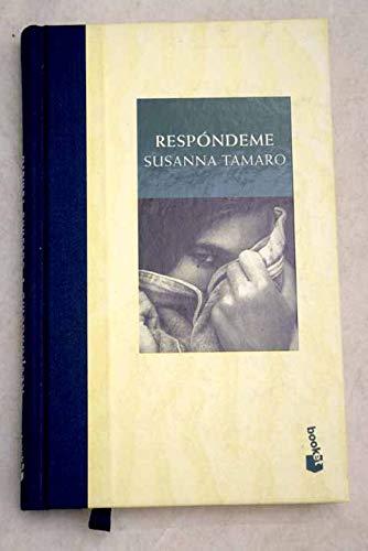 9788432216312: Respondeme/ Answer me (Spanish Edition)