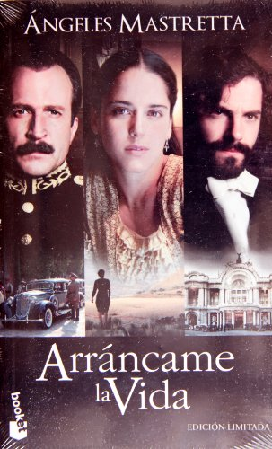 9788432216398: Arrancame la vida (Spanish Edition)