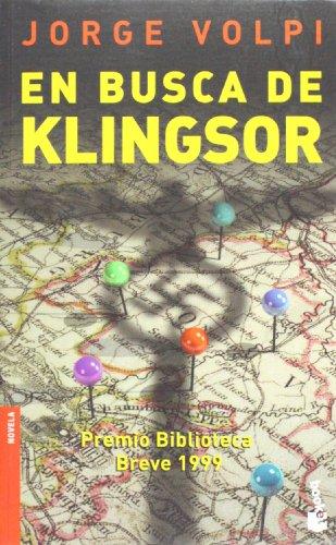 9788432216671: En busca de Klingsor (Spanish Edition)