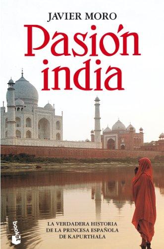Pasión india (Gran Formato): Javier Moro