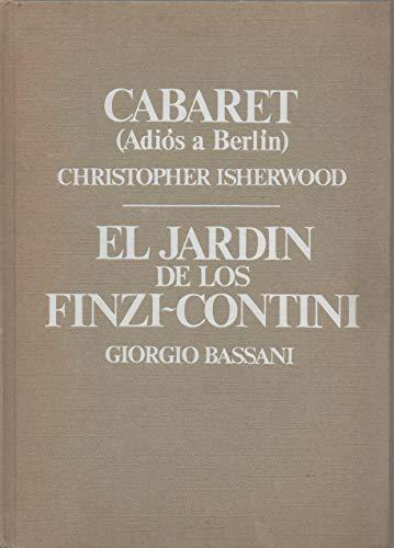 9788432218484: El jardin de los finzi-contini