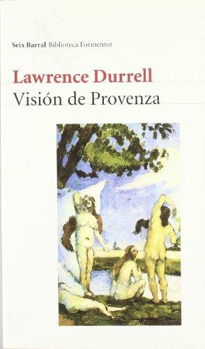 9788432219276: Visión de Provenza (Biblioteca Formentor)