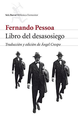 9788432219412: Libro del desasosiego (Biblioteca Formentor)