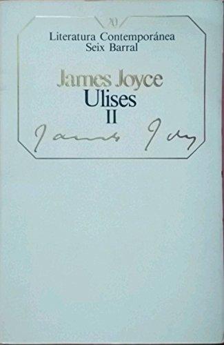 Ulises II: Joyce, James