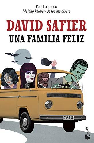 9788432221279: Una familia feliz (Novela y Relatos)