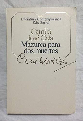 9788432221514: Mazurca para Dos Muertos