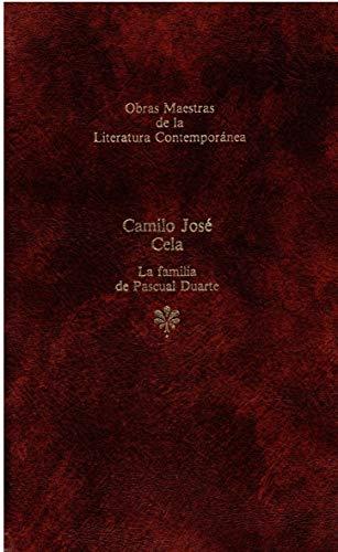 9788432221613: La Familia de Pascual Duarte (Obras Maestras de la Literatura Contemporánea)