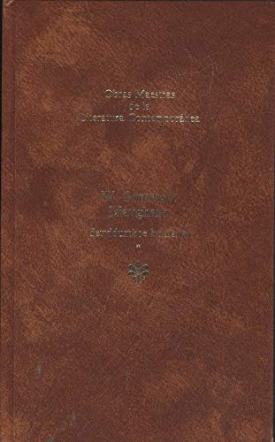 9788432222221: Servidumbre Humana (Obras Maestras de la Literatura Contemporánea, No. 61)