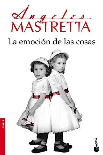 9788432222573: La emoción de las cosas (Booket Logista)